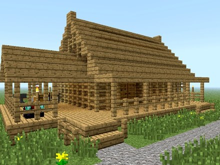 Minecraft Funny How to Cool Minecraft Houses