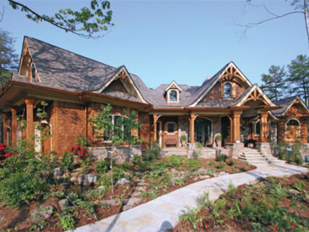 Craftsman Style House Floor Plans Craftsman Style House Plans