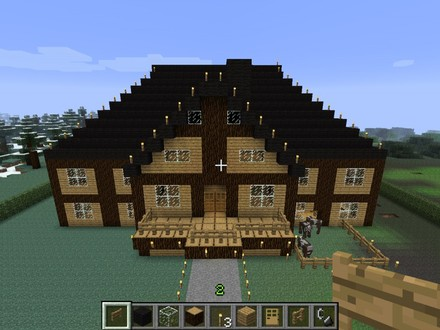 Modern Minecraft House Cool Big Minecraft Houses