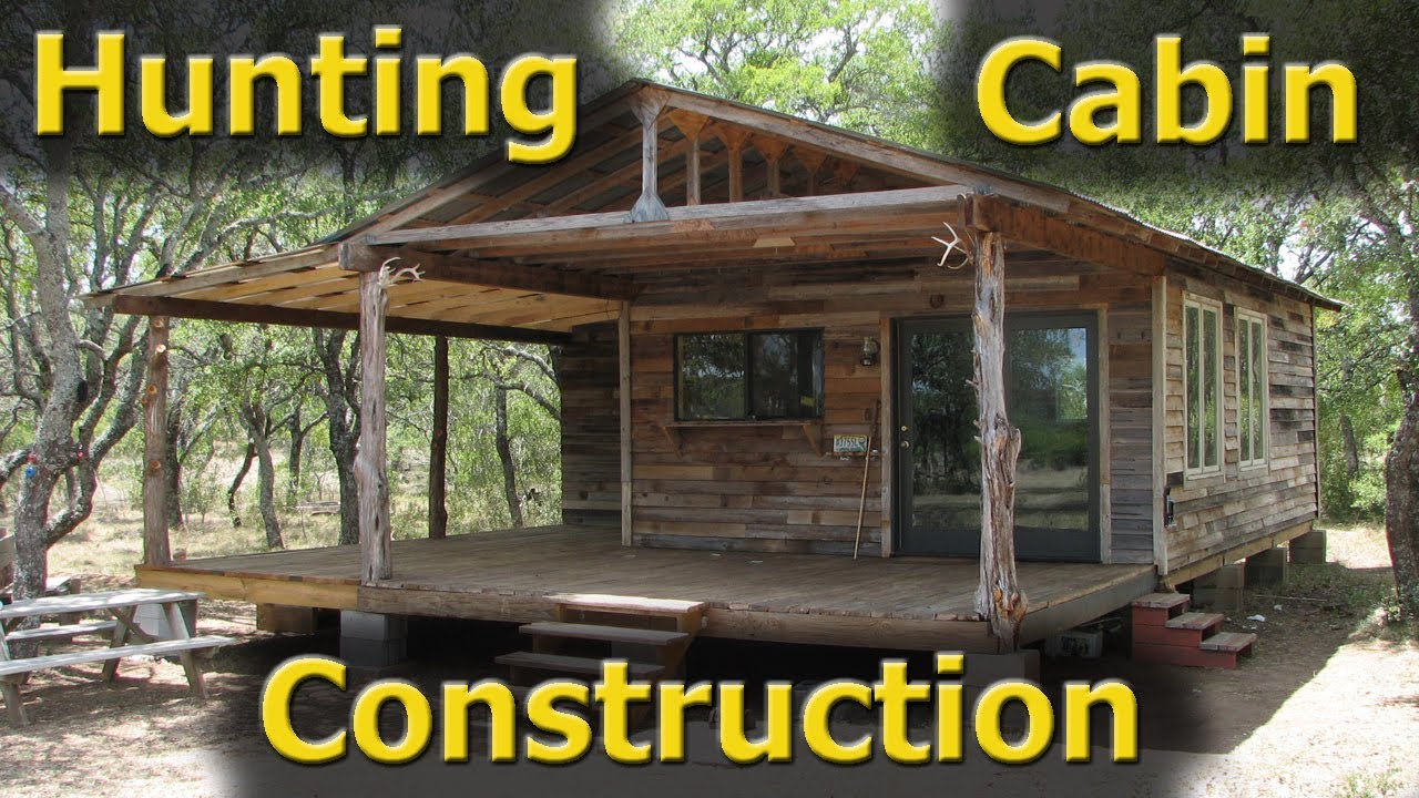 Hunting Cabin Interior Do It Yourself Hunting Cabins: Small Hunting Cabin Interiors Small Hunting Cabin Ideas