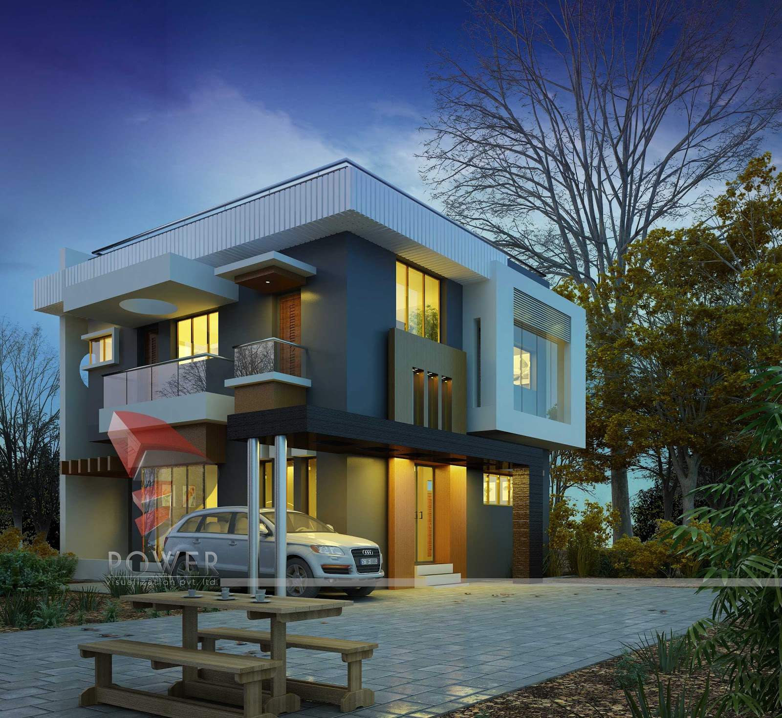 New Home Designs Latest Modern Homes Ultra Modern: Ultra-Modern House Plans Architect Ultra Modern Home