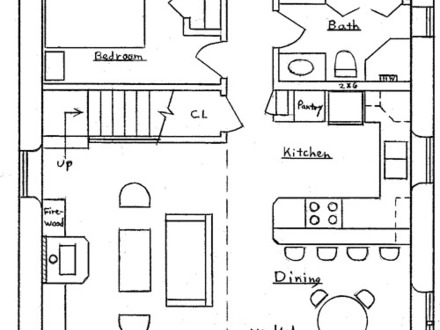pass further 108311 01 Refractory as well Thumbnail Sketches furthermore Shotgun House Plans also White House Second Floor Map. on modern mountain home designs
