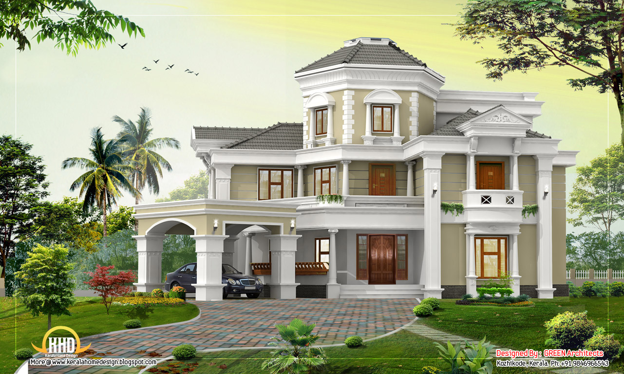 Modern bungalow house design malaysia beautiful house - Beautiful front designs of homes ...