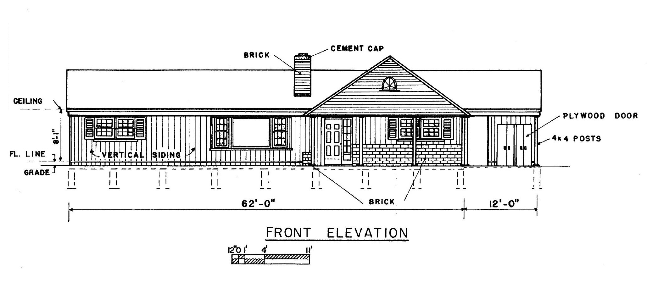 Simple 3 bedroom house floor plans 4 bedroom house simple for Simple 3 bedroom house floor plans