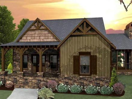 Small Craftsman Cottage House Plans Small Craftsman Cottage Plans