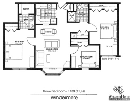Floor plans 1100 square feet 1100 square feet house plans for 1100 sq ft ranch house plans