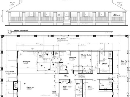 Small 4 Bedroom House Plans Residential House Plans 4 Bedrooms