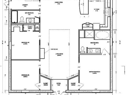 Small House Plans Under 1000 Sq FT Unique Small House Plans