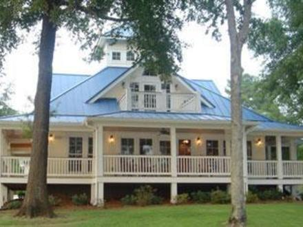Southern Cottage House Plans with Porches Cottage House Plans One Story