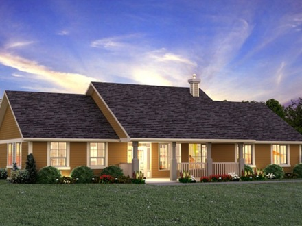 L shaped ranch style house plans simple l shaped ranch for L shaped ranch house