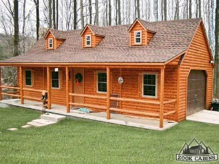 Cabin Manufactured Homes in Texas Wood Cabin Modular Homes