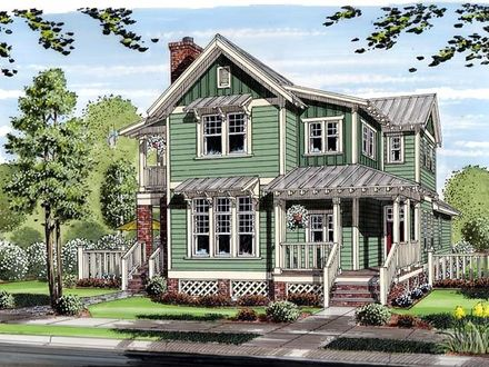 Farmhouse Bungalow House Plans Small House Plans Craftsman Bungalow