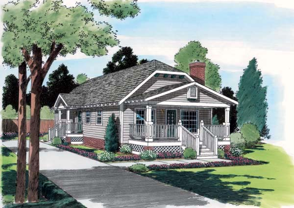 Hip Roof Ranch House Plans Hip Roof House Cottage