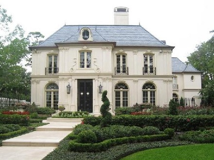 French chateau home plans small house plans french chateau for Chateau home designs