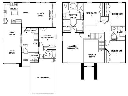Garage with Apartment Floor Plans 2 Car Garage with Apartment