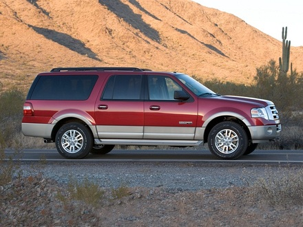 2013 Ford Expedition El Ford Expedition New Body Style