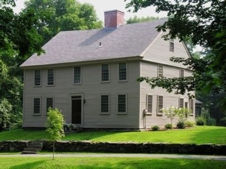 American Colonial House Styles Colonial Style Homes