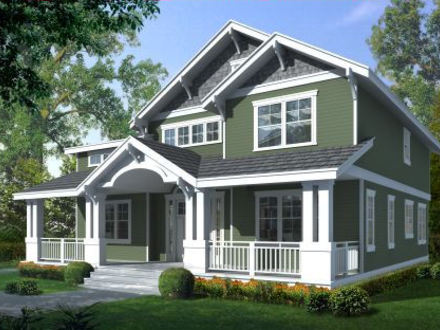 Craftsman Style House Plans Craftsman Style House Floor Plans