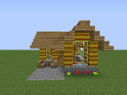 Cute Easy Minecraft Houses Cute Little Minecraft Houses