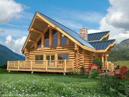 Log Home Plans and Prices Small Log Home Plans