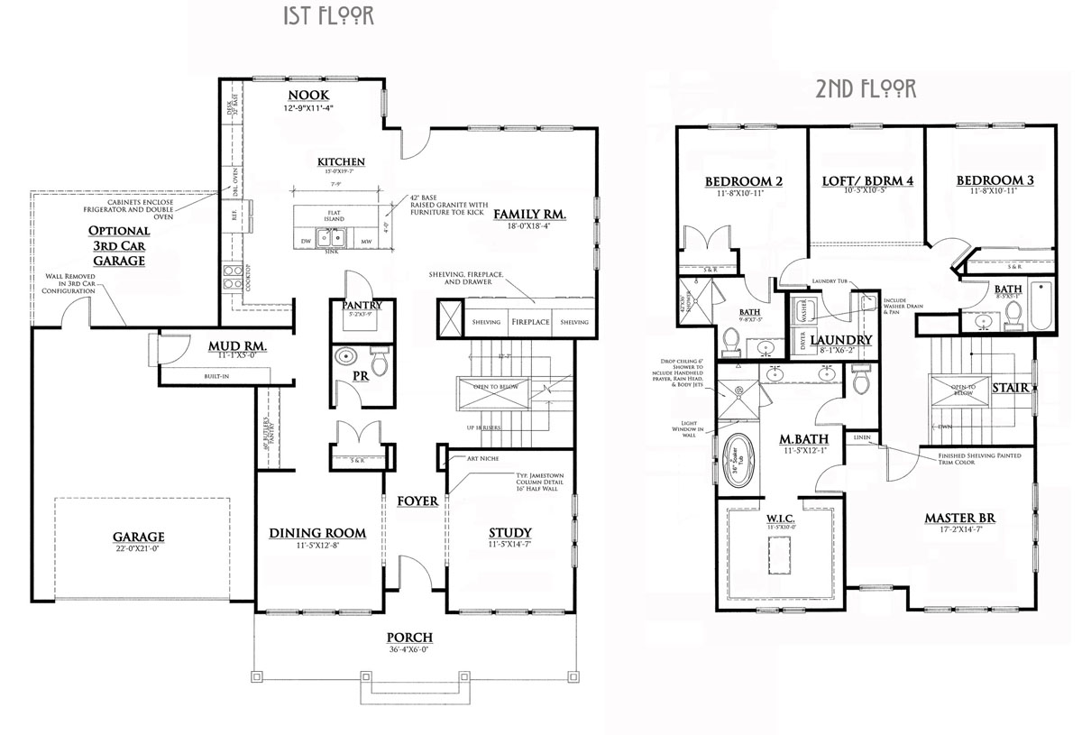 Victorian house plans bungalow house floor plans bungalow for Arts and crafts bungalow floor plans
