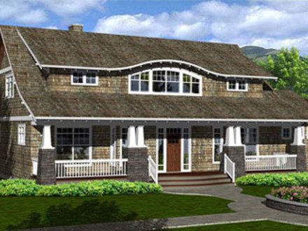 Arts and Crafts Style Architecture Arts and Crafts Style Home Plans
