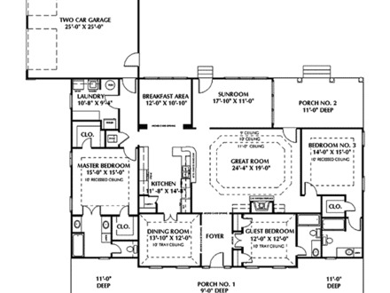 Victorian style house southern colonial style house plans for Southern colonial floor plans