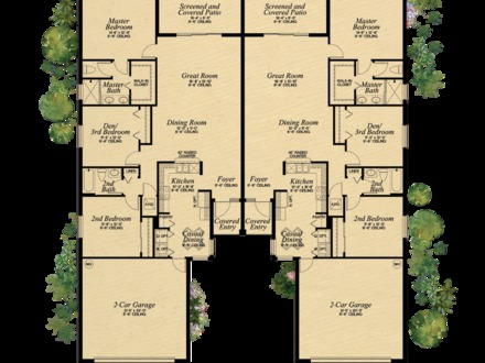 Farm House Style Architectural House Plan Styles