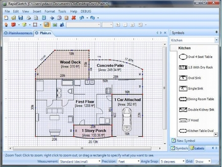 Simple Floor Plan Software Floor Plan Design Software Free