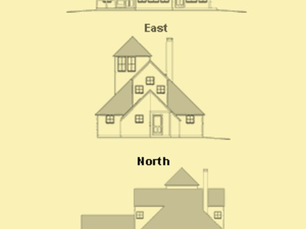 Small Tower House Floor Plans Small Cheap Houses