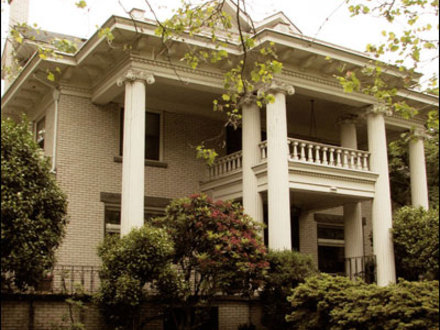 White House Neoclassical Style Neoclassical Style Homes