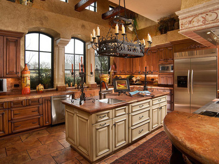 Spanish Kitchen Design Ideas Mediterranean Kitchen Design Ideas