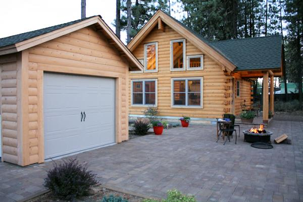 Log cabin home kits california small log cabin kits prices for Log cabin builders in california