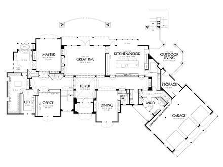 Luxury Homes Design Floor Plan Luxury Mansions