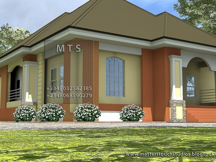 3 Bedroom Bungalow Designs Bungalow House Designs Philippines