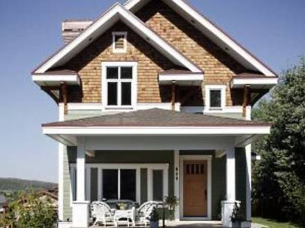 Cottage and Craftsman Style Windows Craftsman Style Cottage House Plans