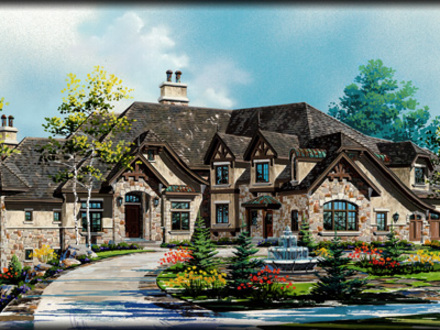 Lake cottage house plans forest cottage house plans home for 2 story lake house