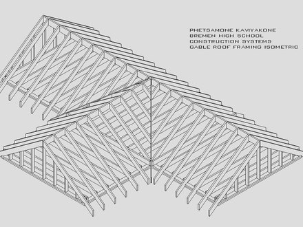 Hip And Valley Roof Gable Roof Valley Construction Gable