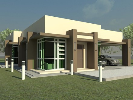 Modern Home Architecture Design Small Modern Home Design Houses