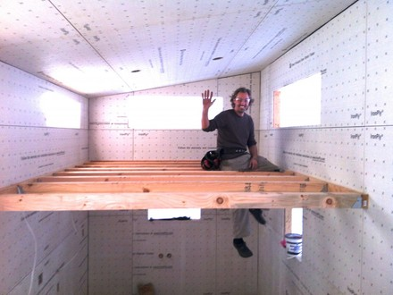 How to Build a Deck How to Build a Tiny House On a Trailer