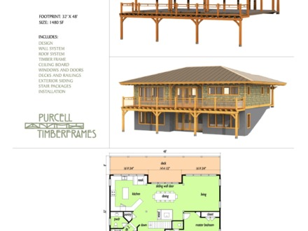 Small House Plans Hip Roof House Plans with Hip Roof