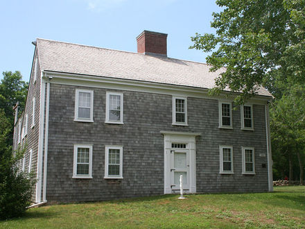 American Colonial Style Homes Early American Colonial Houses