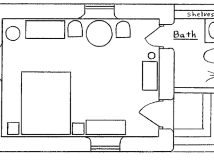 Small 3 bedroom house floor plans 2 bedroom house layouts for Small rental house plans
