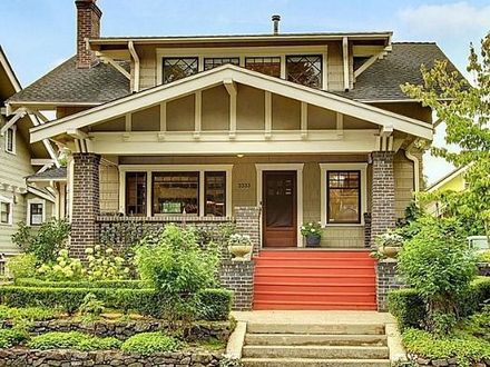 Craftsman Style Home Interiors Seattle Craftsman Style Homes