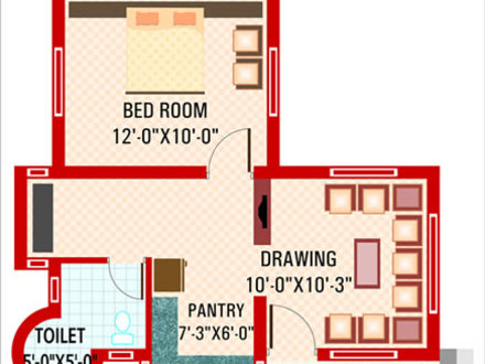 800 Sq FT Cabin 800 Sq Ft House Plans