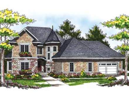 Victorian house plans with turrets victorian era house for European house plans one story