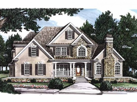 French country ranch house plans french style house plans for Rustic french country house plans