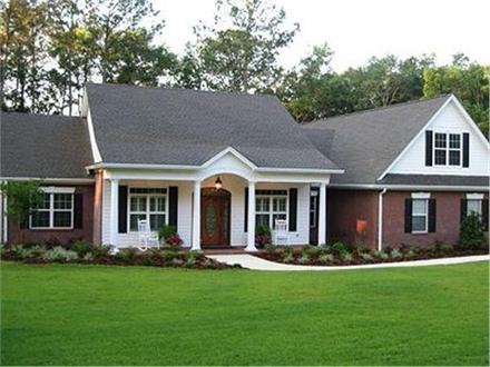 House Plans Ranch Style Home Country Style House Plans