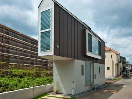 Japan Small House Design Tiny Japanese House Design