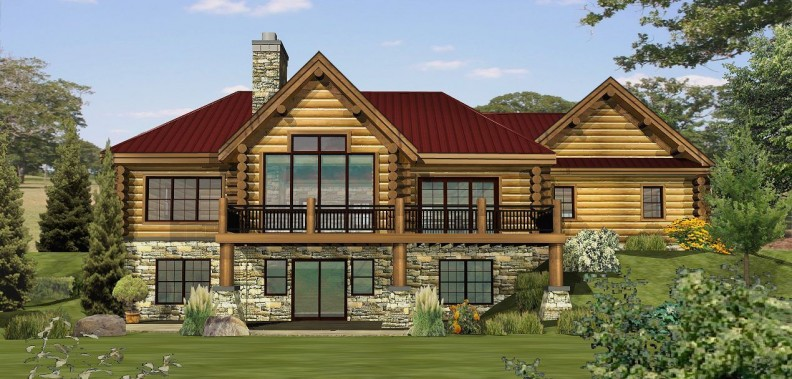 Log home plans and prices log home floor plans log home for Log home plans prices